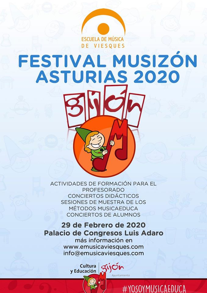 Fest Musizon Gijon 29feb