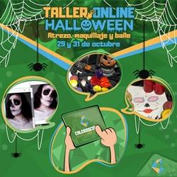 Taller Halloween infantil - Preparamos nuestro atrezo e instrumento musical