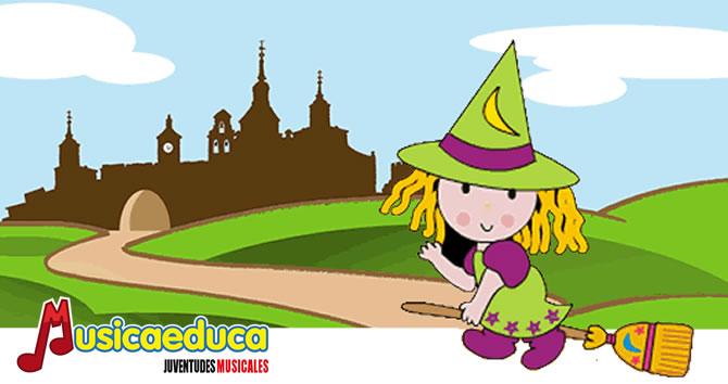 escuela infantil brujita: