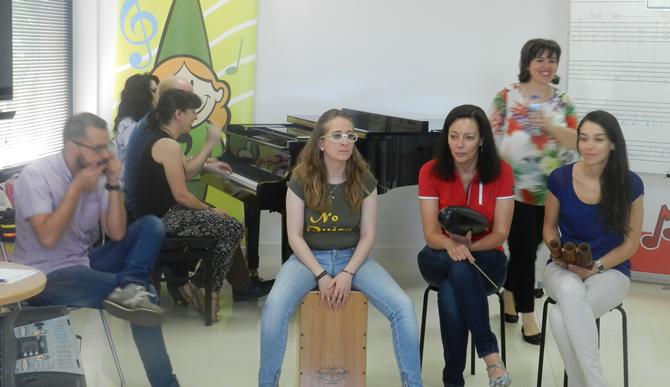escuela improvisacion musical: