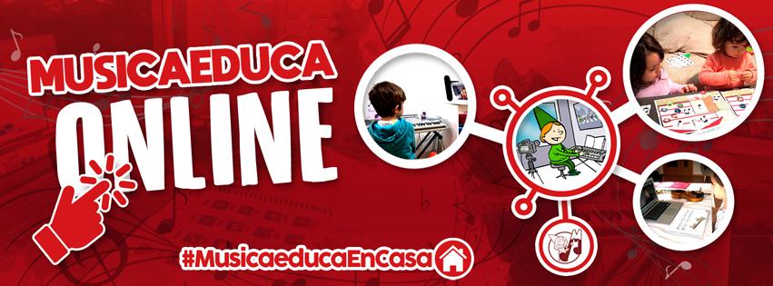 Musicaeduca online