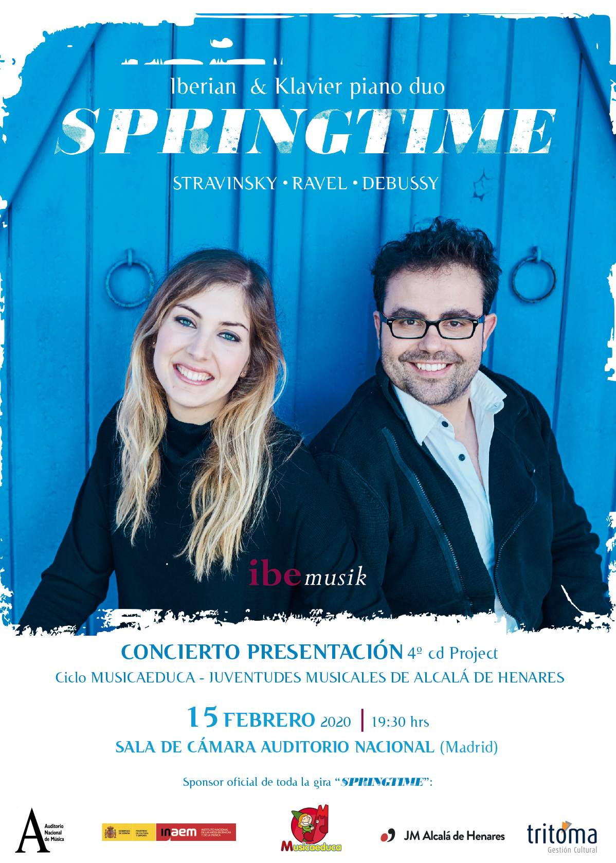 carteles springtime iberian and klavier